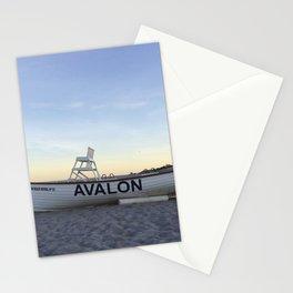 Avalon, NJ Stationery Cards