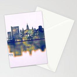 Lafayette Skyline Stationery Cards