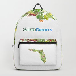 GreenDreams Fruits of Florida Backpack