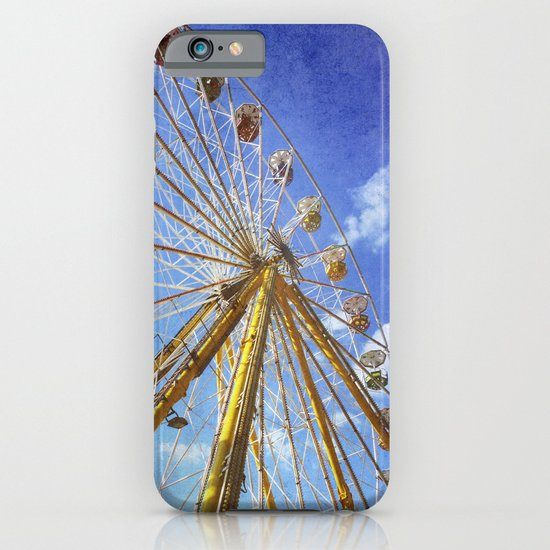 At the Funfair (3) iPhone & iPod Case