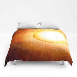The Cosmic Sun Comforters