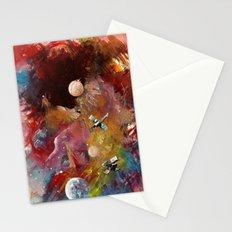 yeryüzünün dışında Stationery Cards