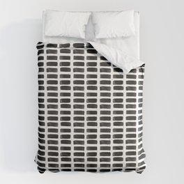 Watercolour Dashes Comforters