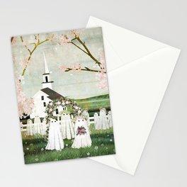 Ghost Wedding Stationery Cards
