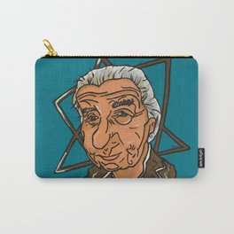 Golda Meir Carry-All Pouch