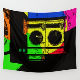 Suds Go Pop 2 Wall Tapestry