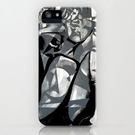 Set in Stone iPhone Case