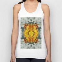 bees Tank Tops featuring bees by Abraham Cervantes