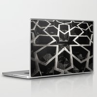 architect Laptop & iPad Skins featuring Moroccan Architect by sohailchouhan