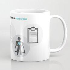 Chemo Super powers! Coffee Mug