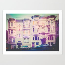 San Francisco Glow Fine Art Print