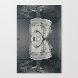 Disturbing Symmetries #4 Canvas Print
