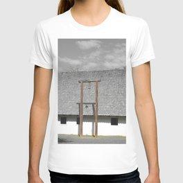 Old Florida church bell T-shirt