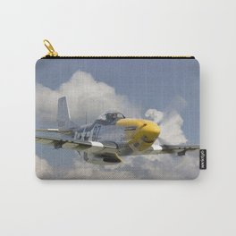P51 Mustang - Ferocious Frankie Carry-All Pouch