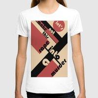 bauhaus T-shirts featuring Bauhaus by Disfigured Circumstance