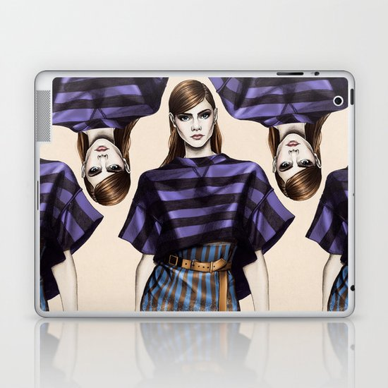 Aquilano Rimondi SS14 Laptop & iPad Skin