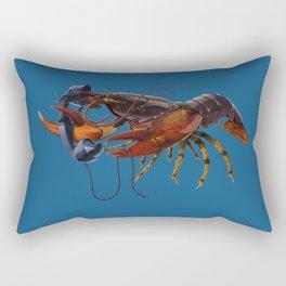 Calling Salvador (colour) Rectangular Pillow