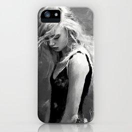 """sketch_10.23.15"" iPhone Case"
