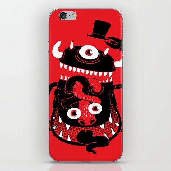 Mister Monster iPhone & iPod Skin