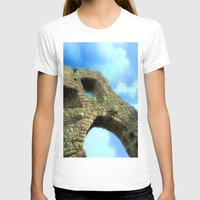 castle in the sky T-shirts featuring Castle by Brian Raggatt