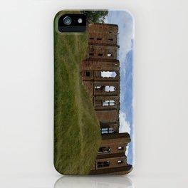 Castle Ruin iPhone Case