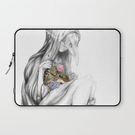 Bower Bird Laptop Sleeve