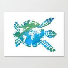 Mother Earth II Canvas Print