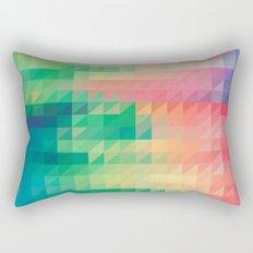 Triangular studies 01. Rectangular Pillow