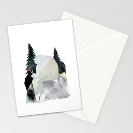 Sad Bigfoot Stationery Cards
