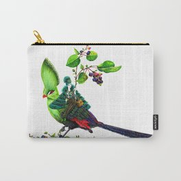 Turaco Carry-All Pouch