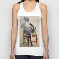 drink Tank Tops featuring Drink Me by Destiny Rose Mattson