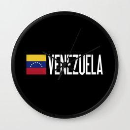Venezuela: Venezuelan Flag & Venezuela Wall Clock