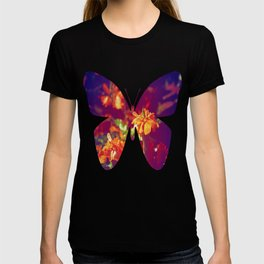 Sun Kissed Maroon T-shirt
