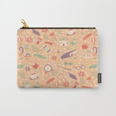 Read books pattern Carry-All Pouch