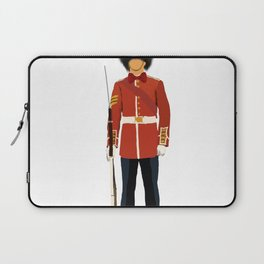 Queen London Guard  Laptop Sleeve