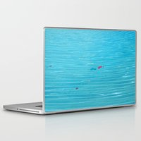 pool Laptop & iPad Skins featuring Pool by AlexinaRose
