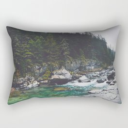 A Place Within Yourself Rectangular Pillow