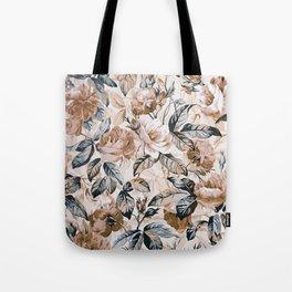 ROSE GARDEN - 7218/2 Tote Bag