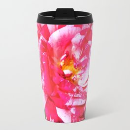 Flower Power 69 Travel Mug