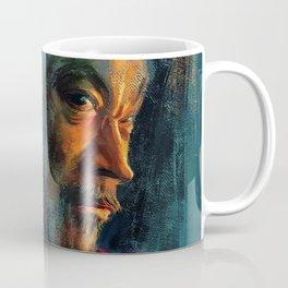 Oversaturated Samurai Coffee Mug