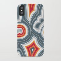 agate iPhone & iPod Cases featuring Agate by Alex Morgan