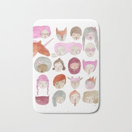 Hey Sugar! Bath Mat