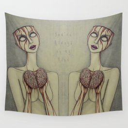 You're Always on My Mind Wall Tapestry