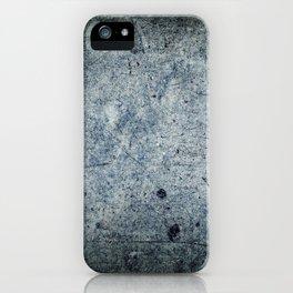 Grey Concrete Texture | Comforter iPhone Case