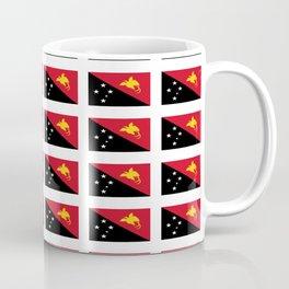 flag of papua new guinea -Papua Niugini,Hiri Motu,Papua Niu Gini,papuan,Moresby. Coffee Mug