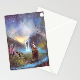 Merewif - Spirit of the Waters Stationery Cards