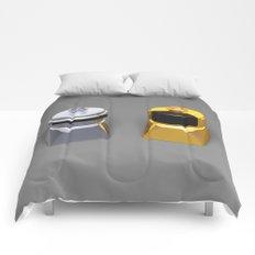 Duplo Daft Punk Comforters