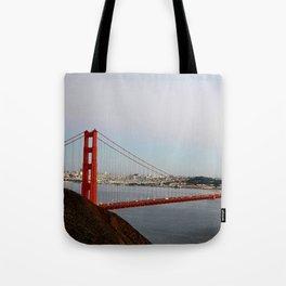 GOLDEN GATE BRIDGE - TWILIGHT - CALIFORNIA Tote Bag