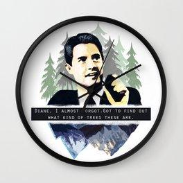 Agent Coop Wall Clock