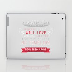 Dragon Age 2: Anders Romance Poster Laptop & iPad Skin